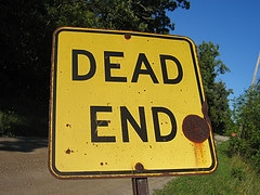 Has your web marketing strategy reached a dead end?