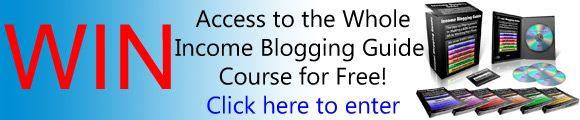 income blogging guide