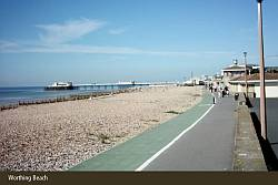 Worthing-seafront