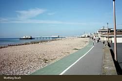 Worthing-seafront