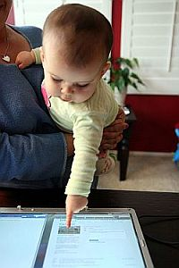 baby-blogger