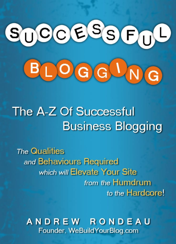 The A Z of Successful Business Blogging